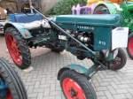 Hanomag/345251/traktoren-oldtimer-hanomag-r12---oldtimertreffen Traktoren Oldtimer 'Hanomag' R12 - Oldtimertreffen 'Wanna' - Foto vom 01.06.2014